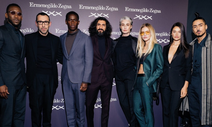 #UseTheExisting – the new collection by Ermenegildo Zegna XXX Winter 2020