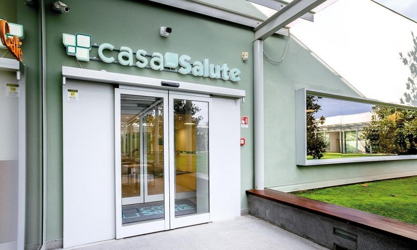 Casa della Salute - Un centro medico d'avanguardia.