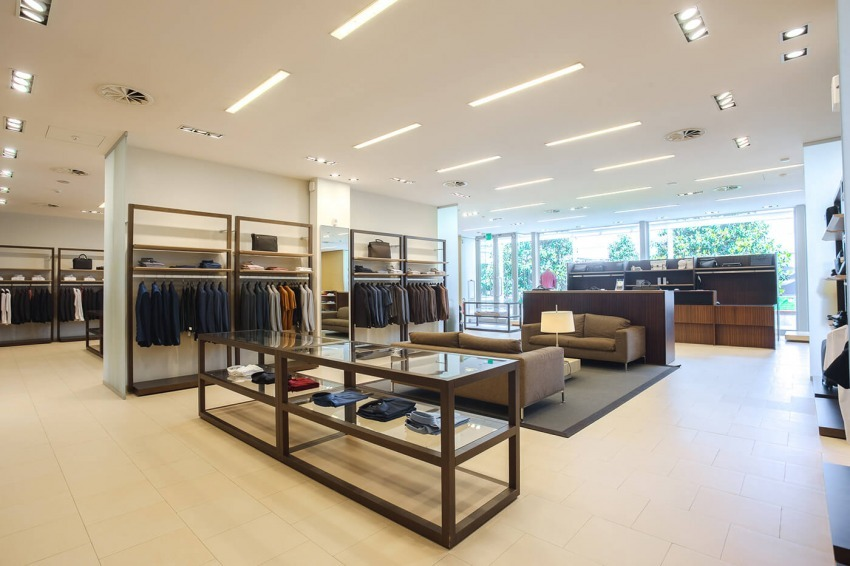 Ermenegildo Zegna The Place Luxury Outlet
